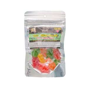 BABYLONS GARDEN Sour Gummy Bears – 150mg
