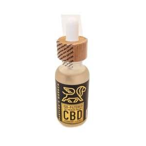 BABYLONS GARDEN CBD Isolate Tincture – Strawberry 1000mg