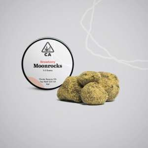 THE COOKIE FACTORY Moonrocks – Strawberry