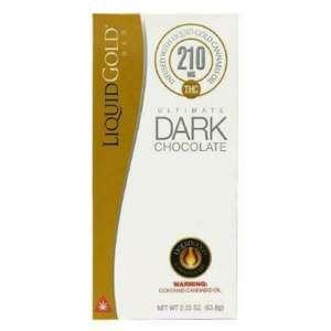 Dark Chocolate -Liquid Gold Chocolate