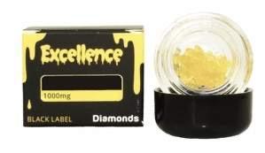 Gusher -EXCELLENCE 1G DIAMONDS hybrid