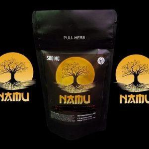 NAMU 500MG -Milk Chocolate