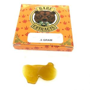 Banana Split -Bare Extracts .5G Nug Run