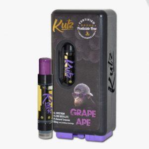 Grape Ape -Kutz CBD 1G Cartridge