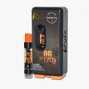 OG Kush -Kutz CBD 1G Cartridge