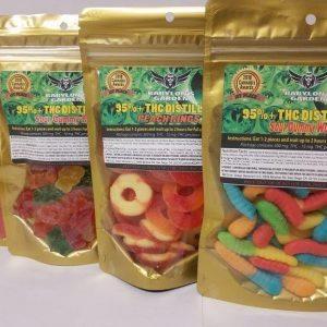 BABYLON GARDEN 1000MG THC -Berry Worms